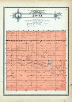 Township 29 Range 13, Emmet, Holt County 1915